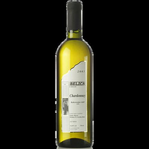 Belica - Chardonnay - bijelo vrhunsko