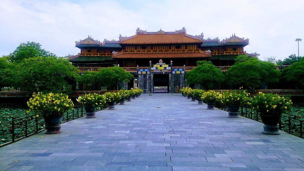 Imperial Citadel, Hue (c) Arakita Rimbayana