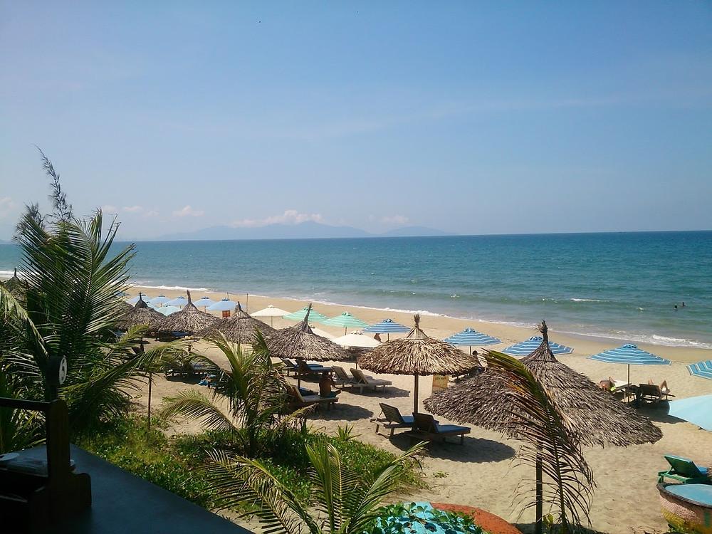 Cua Dai Beach, near Hoi An (c) Arakita Rimbayana