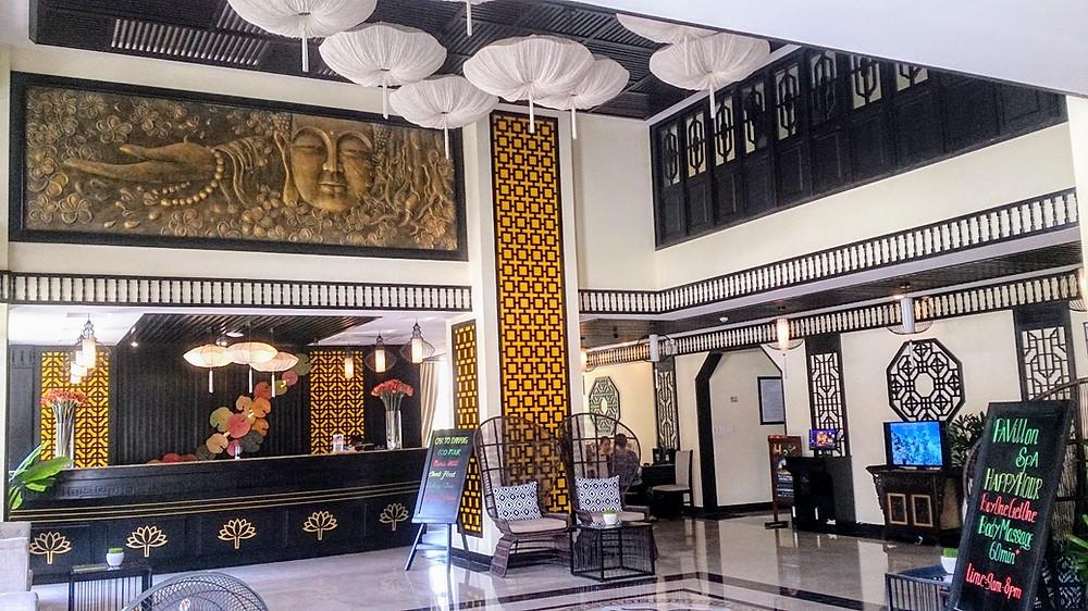 Le Pavillon Luxury Resort & Spa (c) Arakita Rimbayana