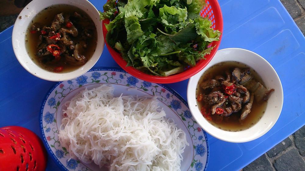 Bun Cha, Da Nang (c) Arakita Rimbayana