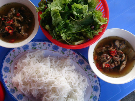 Dining in Central Vietnam