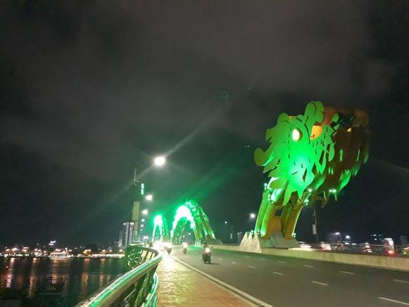 Dragon Bridge, Da Nang (c) Graham Scott Minser