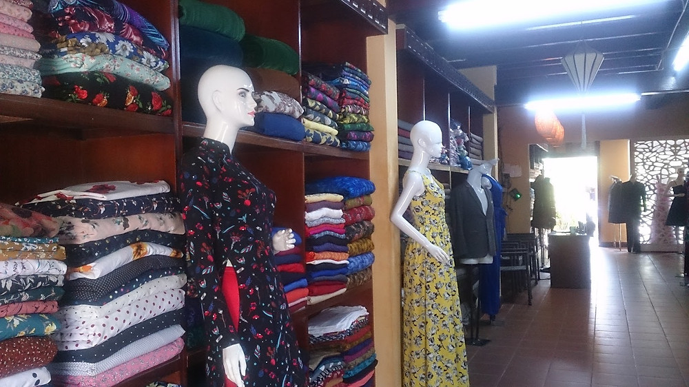 Le Pavillon Tailor Shop (c) Arakita Rimbayana
