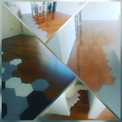 Seems like all the layout in flooring is