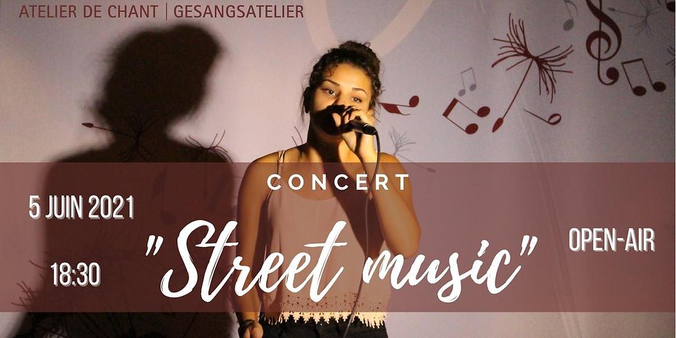 """Concert """"Street Music"""""""