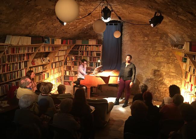 Concert classique au café littéraire
