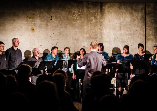 """Concert-spectacle """"Drôle de Direction !"""" de l'ensemble Vocalissimo"""
