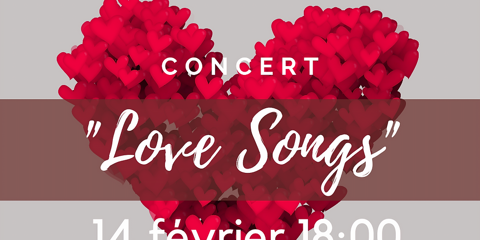 """Concert """"Love Songs"""" (Live Streaming)"""