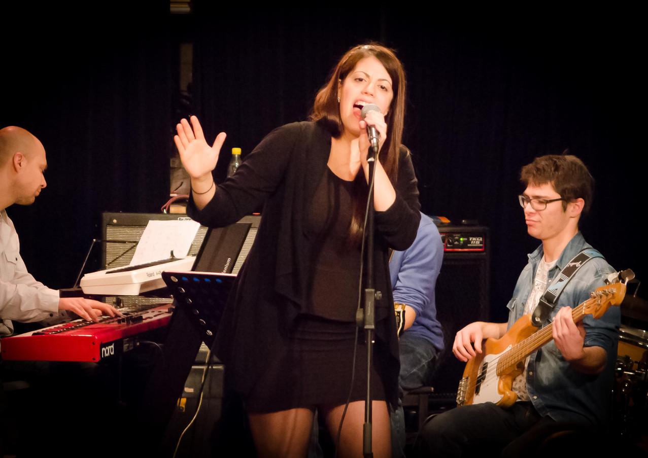 "Workshop avec ""Band"" !"
