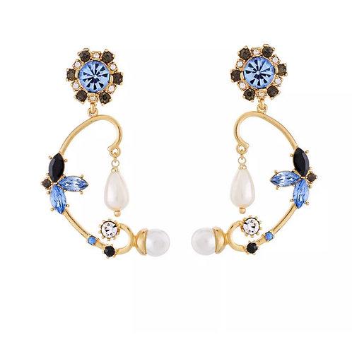 """""""Grace"""" Antique Styled Earrings"""