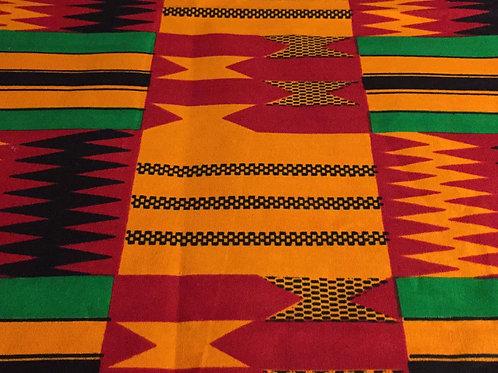 """""""Pride"""" African Print Head Wrap"""