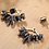 "Thumbnail: ""Fanflair"" Rhinestone Earrings"