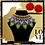 """Thumbnail: """"Kali"""" Beaded Necklace & Earrings Set"""