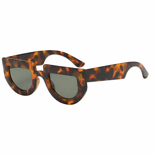 """ The Edge"" Sunnies in Mixed Print"