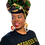 "Thumbnail: ""Freedom"" Camo African Print Headwrap"