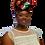 """Thumbnail: """"Gye Name"""" African Print Headwrap"""