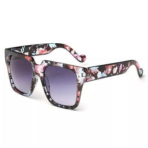 """Floral Fab"" Sunglasses"