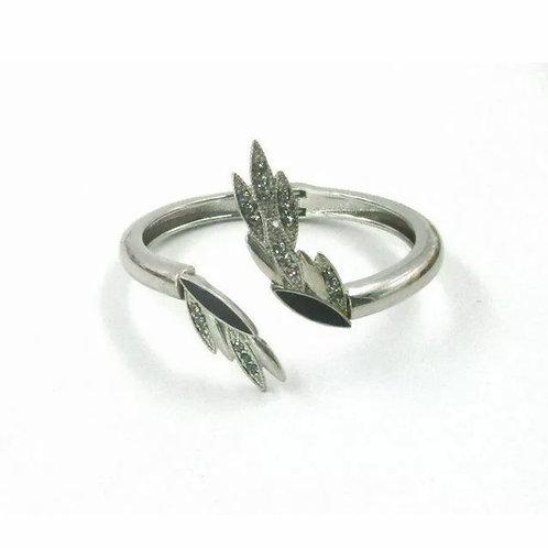 """""""Samoa"""" Silver Plated Bracelet"""
