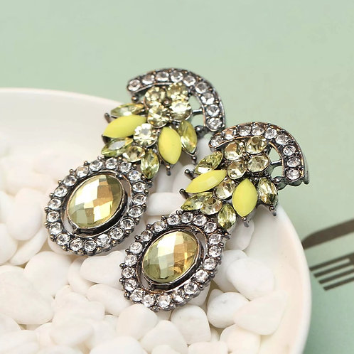 """Princess"" Glam Earrings"