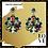 "Thumbnail: copy of ""Forever My Lady"" Elegant Dangle Earrings"