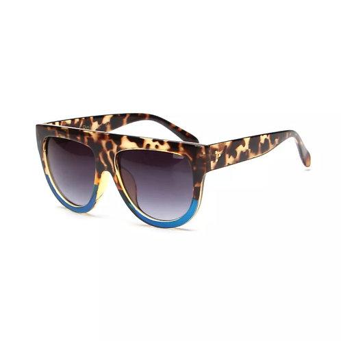 """""""Tigress"""" Retro Trendy Sunglasses"""