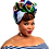 """Thumbnail: """"Sacred""""Traditional"""" African Print Head Wrap"""