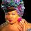 """Thumbnail: """"Leather & Leopard"""" Hook Earrings"""