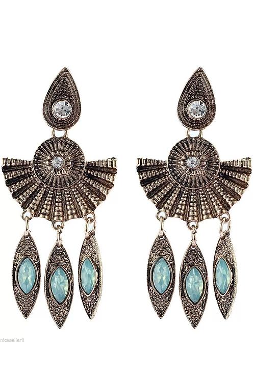"""""""Grecian""""  Earrings"""