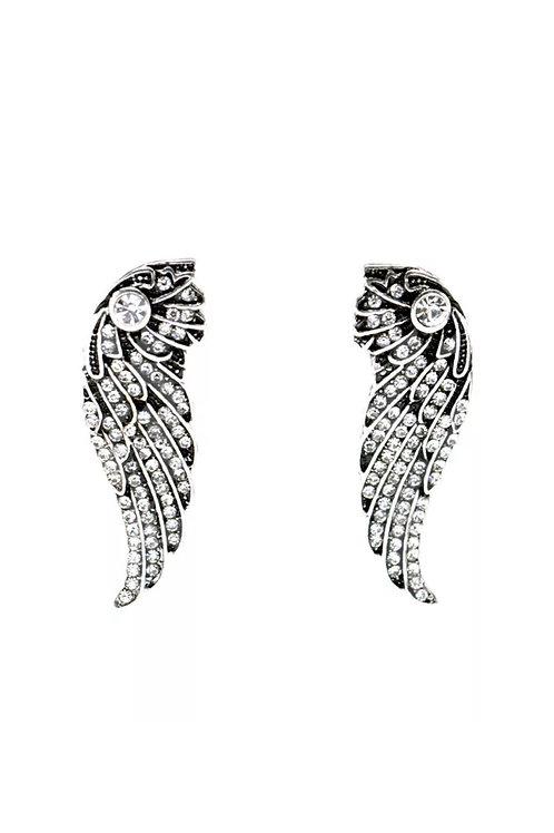 """""""Angel"""" Glam Earrings"""