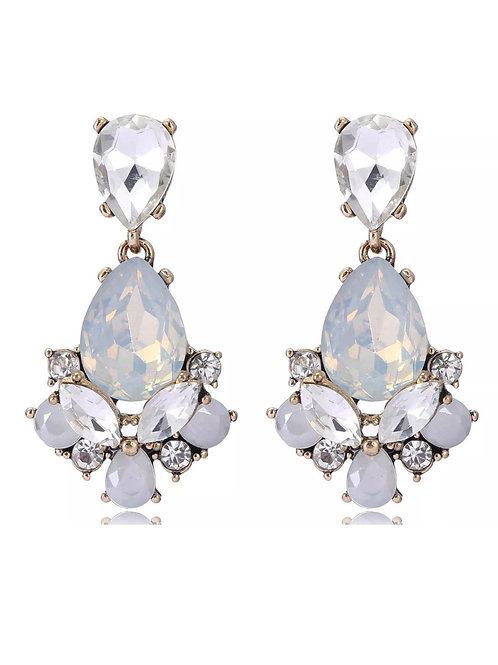"""Vision of Love"" Glam Earrings"
