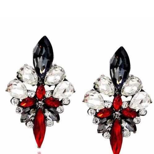 """""""Sass"""" Glam Earrings"""