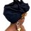 "Thumbnail: ""Dark Denim"" Stretch Head Wrap"