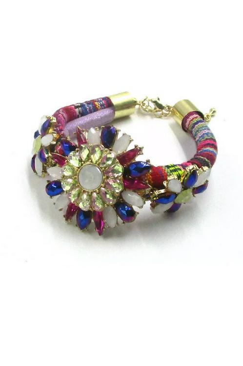 """Berry Special"" Clasp Bracelet"
