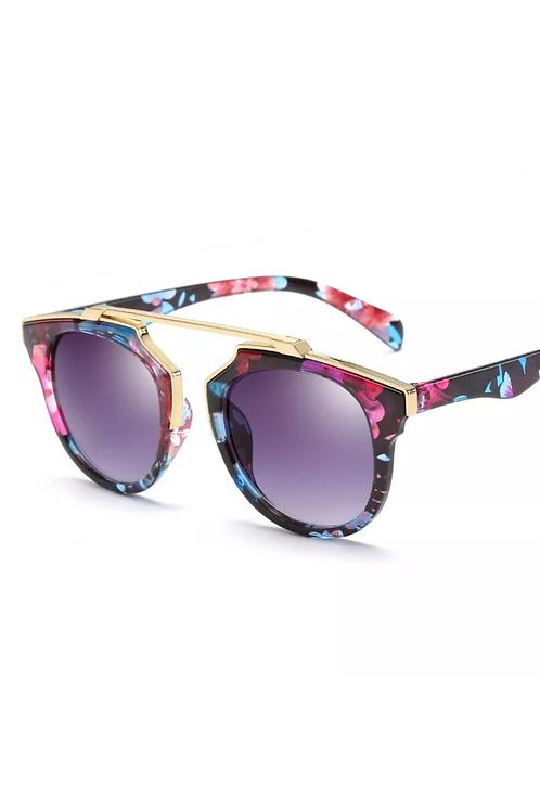 """""""Floral Fantacy"""" Sunglasses"""