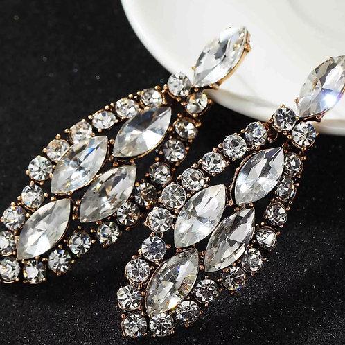 """""""Queening"""" Glam Earrings"""