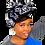 "Thumbnail: ""Pure White"" Fringe Earrings"