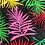 "Thumbnail: ""Paradise"" African Print Headwrap"
