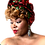 Thumbnail: Holiday Sequin Crown Red & Green