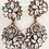 "Thumbnail: ""Inspiration"" Pearlized Rhinestones Luxe Earrings"
