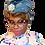 "Thumbnail: ""Pearls for Days"" Modern Luxr Earrings"