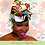 "Thumbnail: ""Orchid"" Spring Collection Head Wrap"