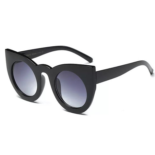 """Black Cat"" Cat Eye Sunglasses (3 Pair of Sunglasses)"