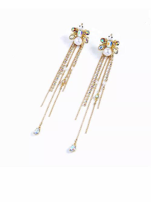 """""""Elegant Bee"""" Earrings"""