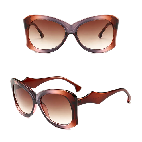 """Brownie"" Two-Toned Sunnies"