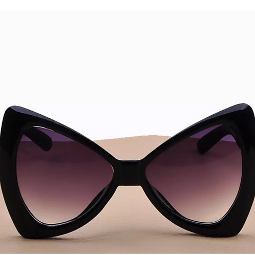 """Aviator""  Oversized Butterfly Sunglass"