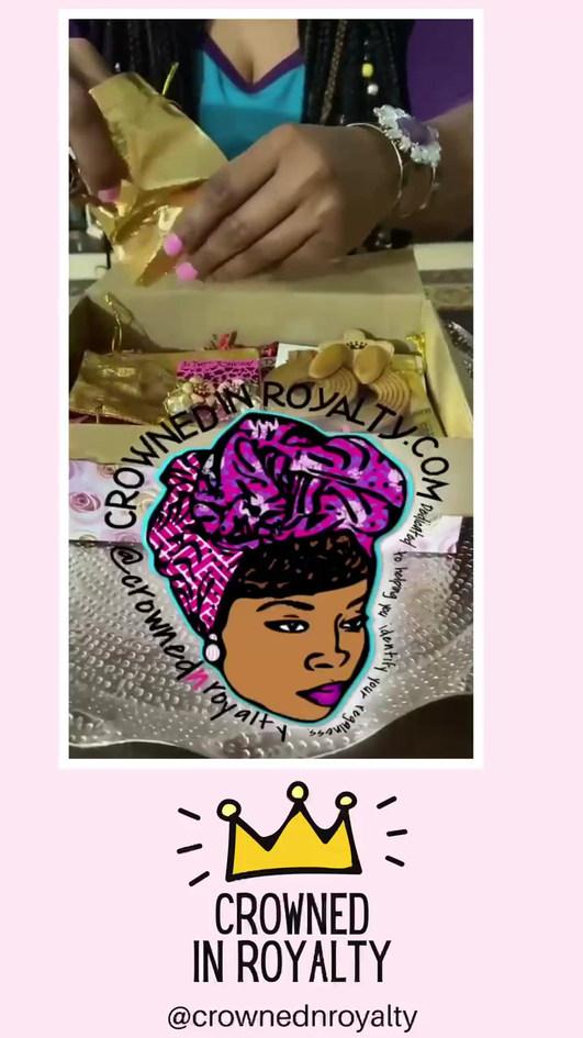 February Rose Style Box