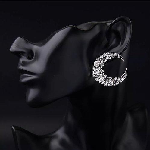 """""""Moon Cluster"""" Luxe Earrings"""