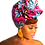"Thumbnail: ""Shapely"" African Print Head Wrap"