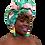"""Thumbnail: """"Gardenia"""" Exclusive Head Wrap"""